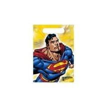 Superman Loot Bags 8ct - $5.89