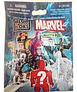 New Mega Bloks Marvel Series 3 Package Includes 1 Figure & 1 Block Unopened - $5.00