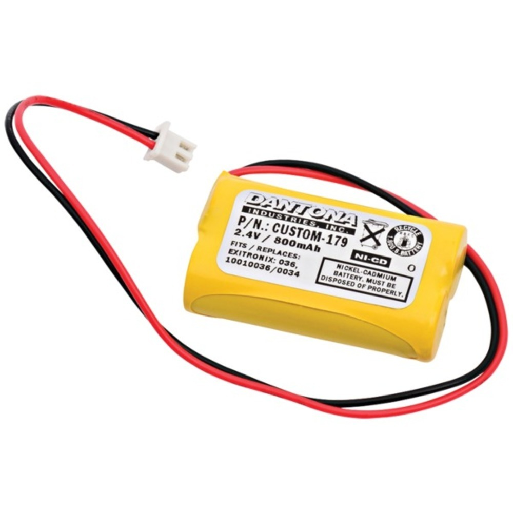 Primary image for Dantona CUSTOM-179 CUSTOM-179 Rechargeable Replacement Battery