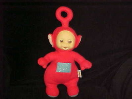 "16"" Talking Po Teletubbie Plush Toy By Hasbro 1998 Works & Nice Condition  - $23.36"
