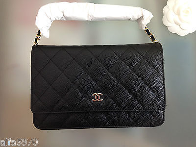 f5626ff5dfc893 Chanel Caviar Wallet On Chain New and 50 similar items. 1