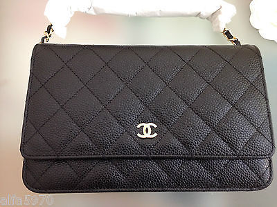 0747a5c03bab2a Chanel Caviar Wallet On Chain New and 50 similar items