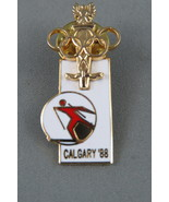 Very Rare - 1988 Winter Olympc Games - Polish Olympic Committee Pin - 3 ... - $45.00
