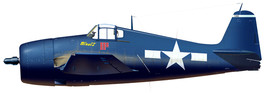 1/144 scale Resin Model Kit Grumman F6F Hellcat Top Navy Ace McCampbell - $12.00