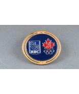 2010 Winter Olympic Games - Royal Bank Sponsor Pin - Vancouver BC Canada - $15.00