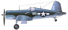 "1/144 scale Resin Model Kit Vought F4U Corsair Pappy Boyington VMF 214 ""... - $12.00"
