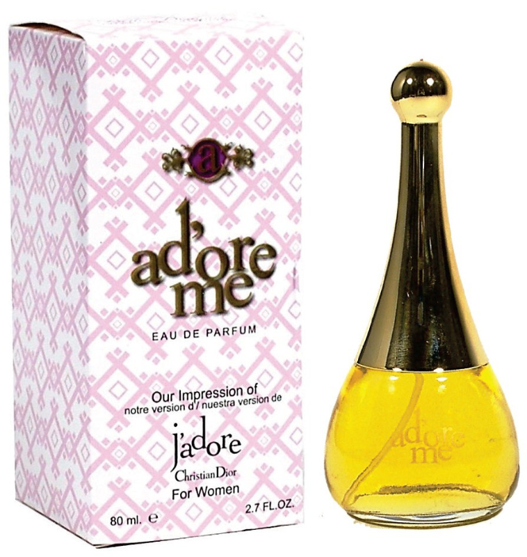 What Does J Adore Perfume Smell Like: Adore Me Parfum Fragrance Our Impression Of J'Adore By Christian Dior Perfume