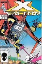 X-Factor Comic Book #17 Marvel Comics 1987 Near Mint New Unread - $3.99