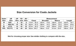 Smart Long Trench Buttons Front and Back Turn Down Collar Overcoat with Belt image 2