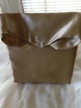 Golden Clutch Bag, Little Girl's Dress Up Purse, Bag - $10.99