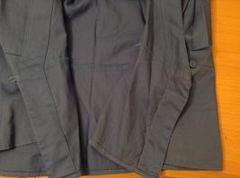 Ann Taylor LOFT Blue Sleeveless V-neck Cotton Blouse Top, size 12, shape fit image 11