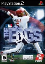 The Bigs - PlayStation 2 [PlayStation2] - $9.99