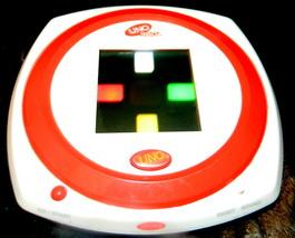 UNO 360 HANDHELD ELECTRONIC GAME - $10.00