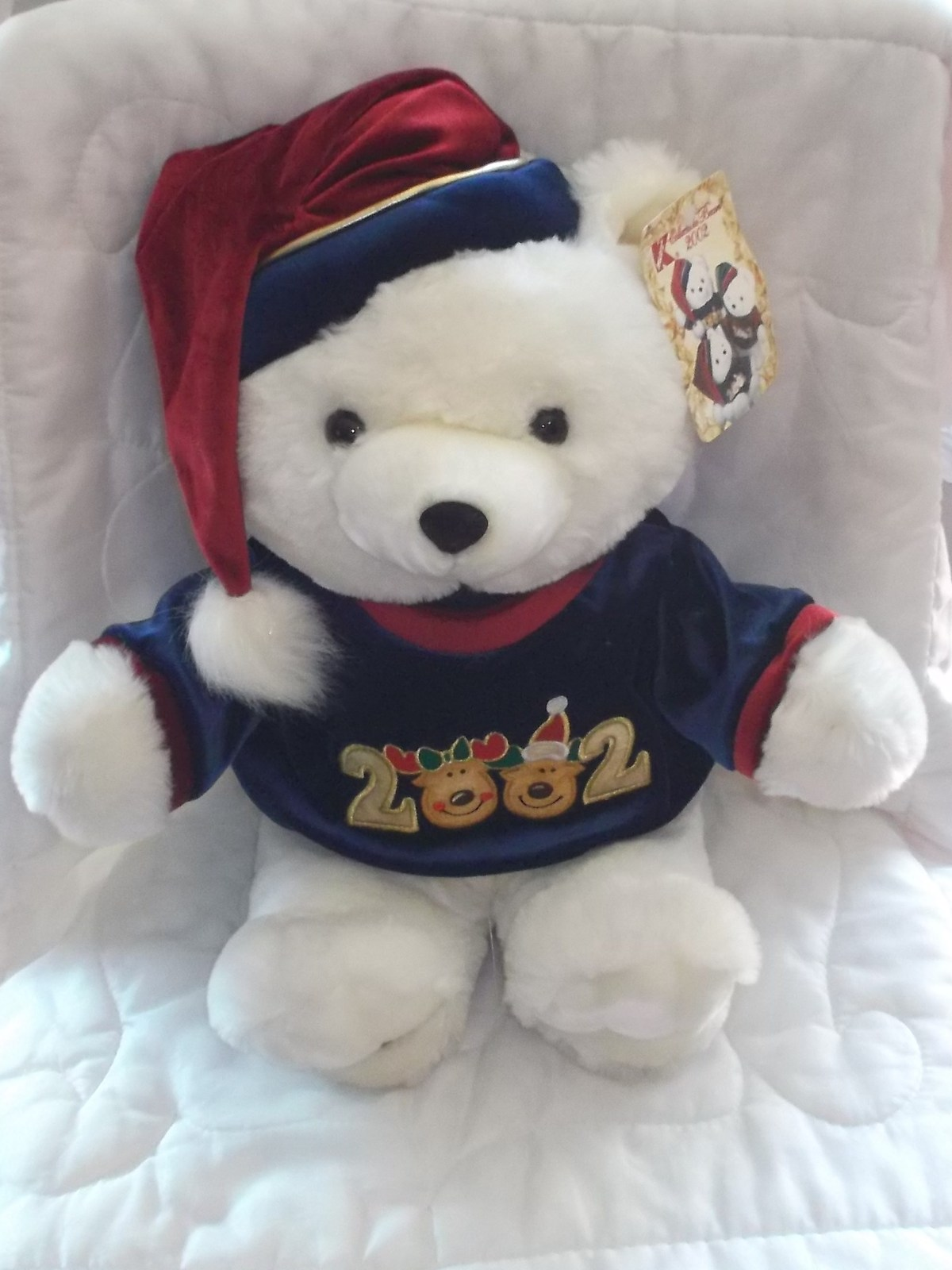 Dan Dee Kmart 2002 Christmas Holiday Teddy and 50 similar items