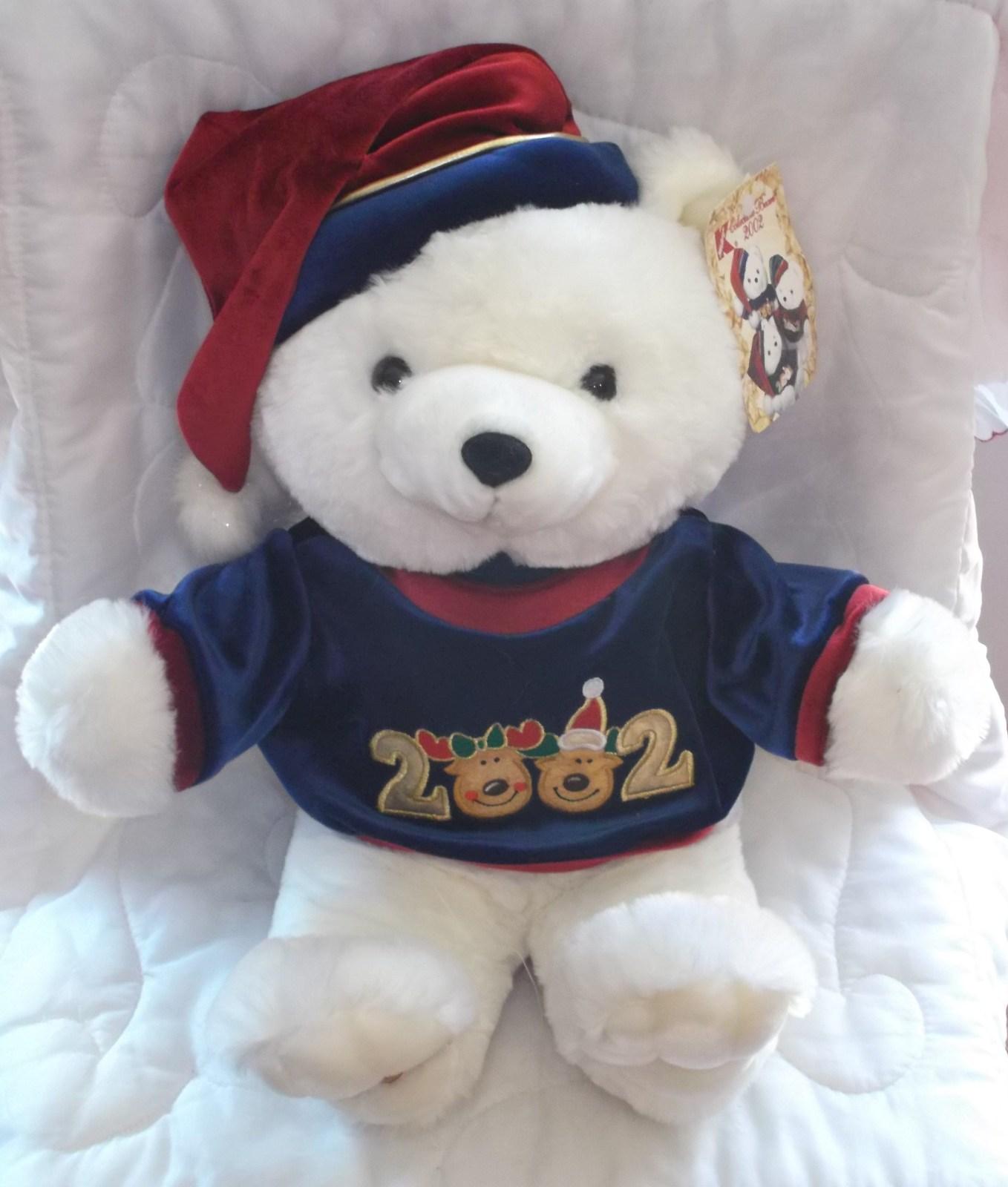 Dan Dee Kmart 2002 Christmas Holiday Teddy and 32 similar ...