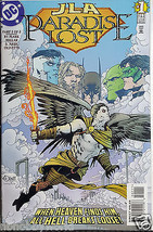 JLA Paradise Lost Issue 1-3 Justice League of America DC Comics 1998, VF... - $12.99