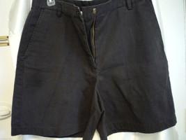 Westbound 100% Cotton Shorts Dark Gray Size 12 - $5.93