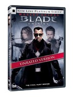 Blade Trinity (Unrated Version) [DVD] [2005] - $4.99