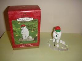 Hallmark 2000 Golfer Supreme Ornament - $9.99
