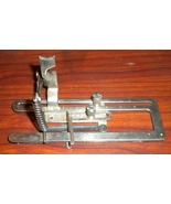 Wheeler & Wilson D9 Tuck Tucker Vintage Working Attachments - $35.00
