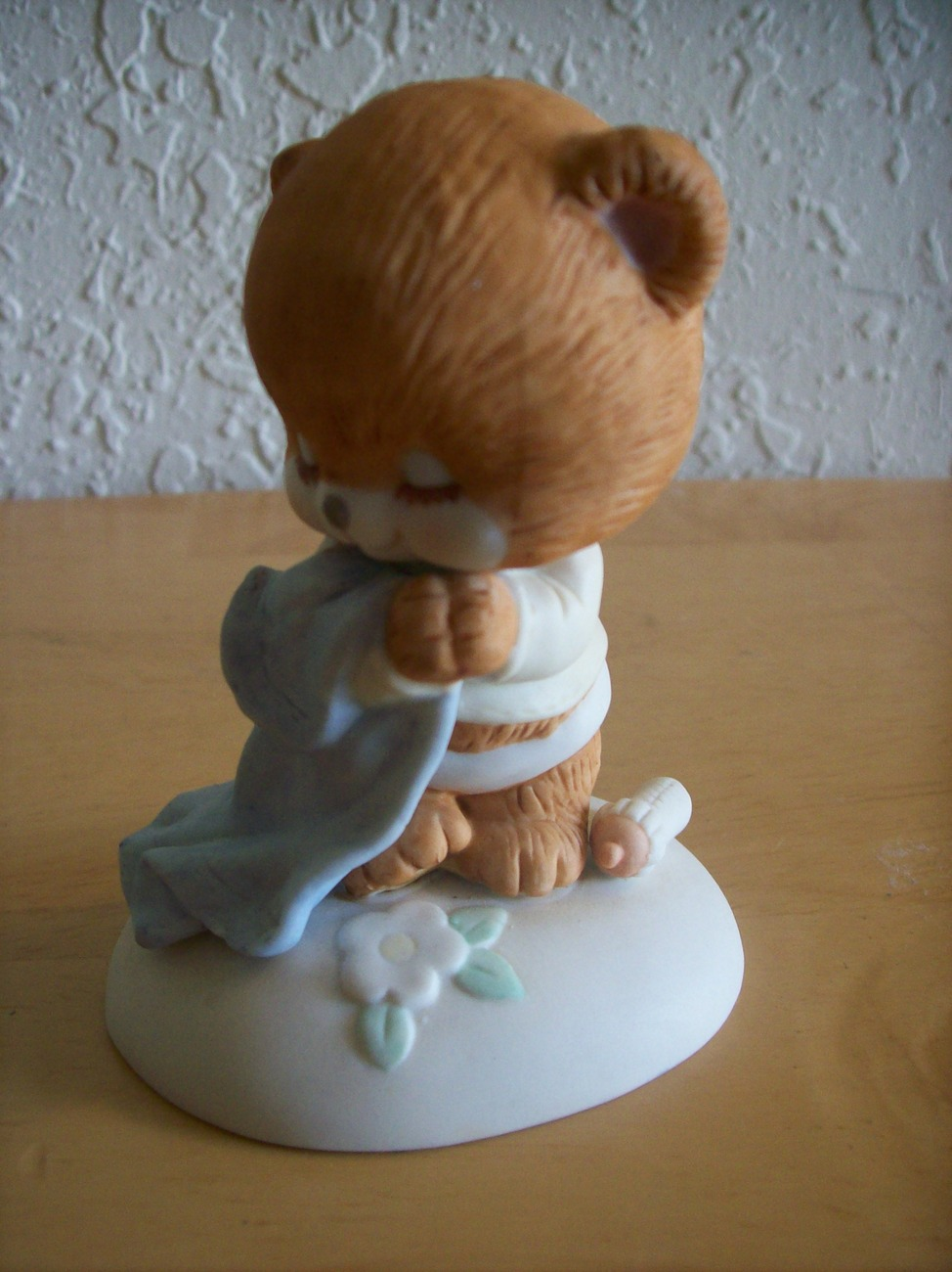 "Primary image for 1985 Prayer Bear ""Keep Me Safe"" Figurine"