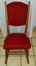 Quartersawn Oak Sewing Rocker / Rocking Chair - $399.00