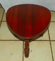 Cherry Guitar Pic Triangle Shape Footstool / Stool - $199.00