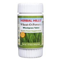 Herbal Hills Wheat-O-Power, 60 tablet(s) - $29.95