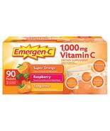 Emergen-C Vitamin C 1000mg Variety Mix Supplement - 90 Count - $33.00