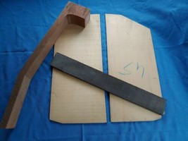 Wood for Mandola Lute BouzoukiLuthier parts top neck fingerboard  - $44.55