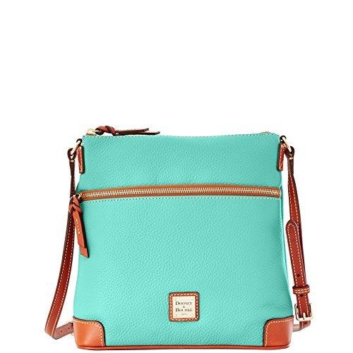 Dooney & Bourke Pebble Grain Crossbody (Mint)
