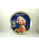 2634 MARILYN MONROE SULTRY YET REGAL Marilyn The Gold Collection Bradfor... - $25.00