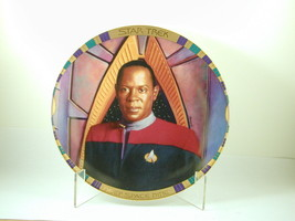 2635 COMMANDER BENJAMIN SISKO Star Trek Deep Space Nine Hamilton Collection - $25.00