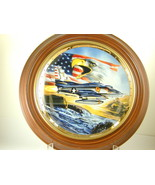 """2645 """"THE BATTLE OF BRITAIN"""" Plate Franklin Mint Heirloom Recommendation... - $25.00"""