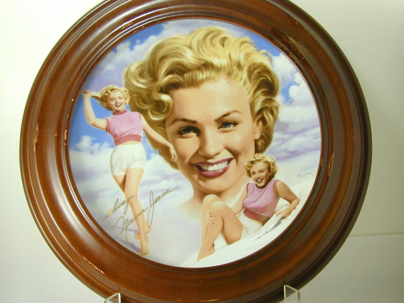 2598 THE GIRL NEXT DOOR Remembering Norma Jeane Marilyn Monroe Hamilton plt 1994