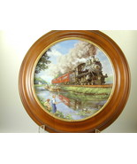 "2639 ""AN AMERICAN CLASSIC"" The Golden Age of American Railroads Hamilton... - $25.00"