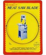"SuperCut B120T58T4 Meat Bandsaw Blade, 120"" Long - 5/8"" Width; 4 Hook To... - $23.93"