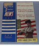 Vintage United States News Magazine September 11, 1942 - $7.00