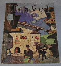 Travel Magazine June 1935 Tyrol Acapulco - $13.95