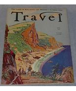 Travel Magazine April 1933 Phoenicia - $13.95