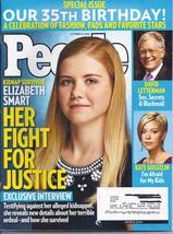 ELIZABETH SMART, DAVID LETTERMAN, KATE GOSSELIN... - $4.95