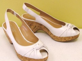 New FRANCO SARTO 'Tabou'  Womens Wedge Size 10 - $43.00