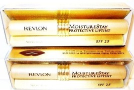 Revlon Moisture Stay Protective Liptint Spf 25 Sheer Espresso #20 (Pack Of 2) - $19.59