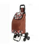 Grocery and Laundry Utility Cart wheels basket ... - $68.00