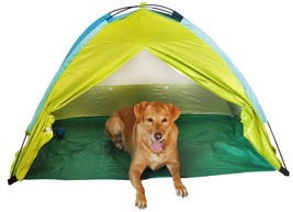 Portable Outdoor pet shade tent  shelter large house camping sun shade c... - $94.97 CAD
