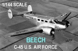 Beech 18b usaf thumb200