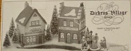 Dept 56 Dickens' Village START A Tradition Set NEW IN THE BOX - $89.09