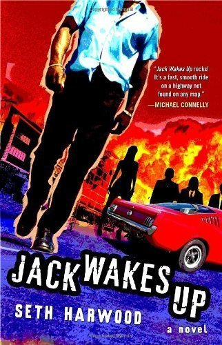 Jack Wakes Up: an unstoppable blast-through read (Detective Jack Palms Crime Thr