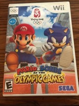Mario & and Sonic at the Olympic Games  (Nintendo Wii, 2008) - $9.49