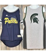 Youth NCAA & NBA Tops: Pacers & Spartans - $13.80